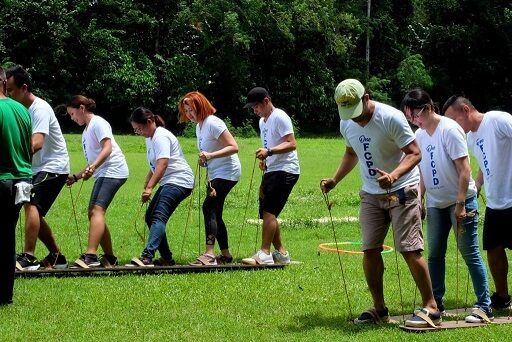 , Team Bonding In Singapore, Anchor Training Courses & Consulting Services