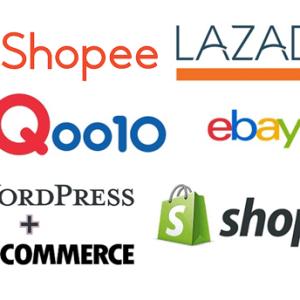 Setting Up Business Online Workshop: Lazada Shopee Qoo10 Marketplace And eCommerce Website Workshop e-Commerce [tag]